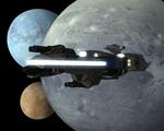 Eosphorus in orbit.