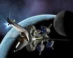 TerranC's Newest Ship.