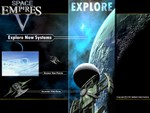 SE5 is a 4x strategy game which implies... eXplore.