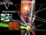 SE5 is a 4x strategy game which implies... eXterminate.